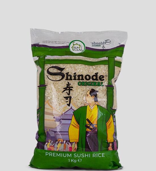 Sun Clad Sushi Rice 1kg