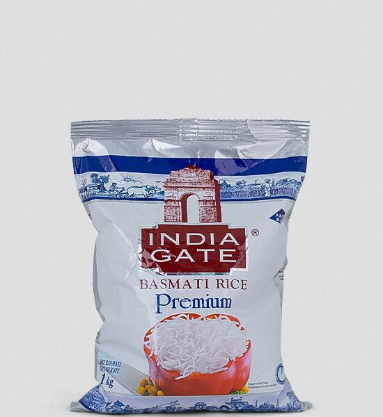 India Gate Basmati Rice 1kg Copyright Spicelands.de