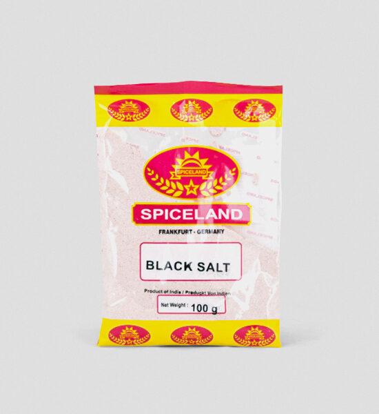 Spicelands Kala Namak Black Salt Powder 100g