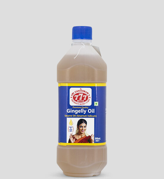 777 Gingelly Oil