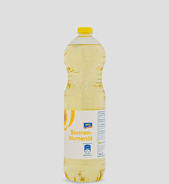 Aro Sonnenblumenöl PET 1 L