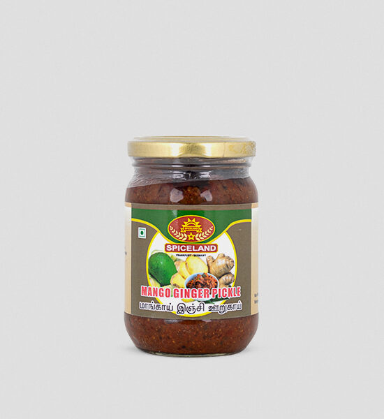Spicelands Mango Ginger Pickle 300g