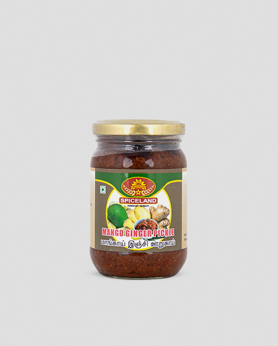 Spicelands Mango Ginger Pickle 300g