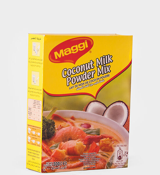 Maggi, Coconut Milk Powder, Spicelands