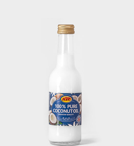 KTC, Coconut Oil, 250ml, Spicelands