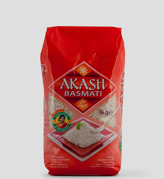 Akash, Basmati Reis, Spicelands