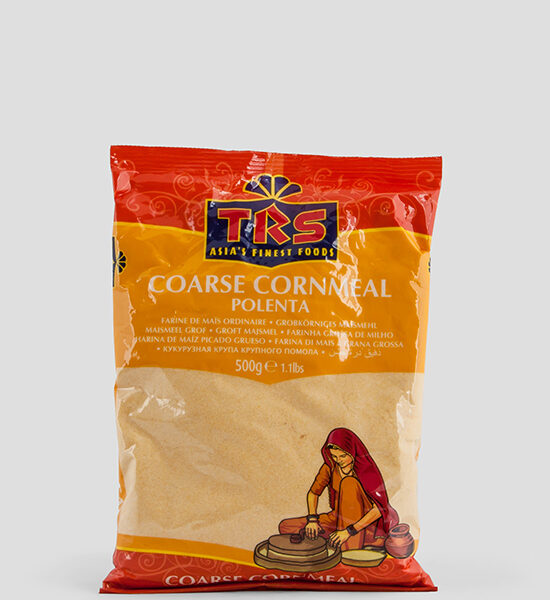 TRS, Coarse Cornmeal, 500g, Spicelands