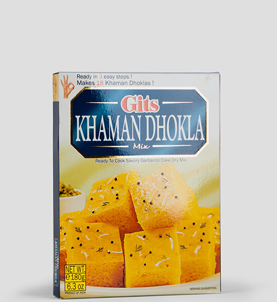 Gits, Khaman Dhokla, 180g