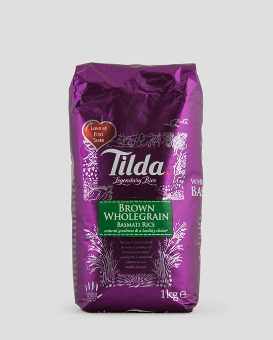 Tilda, Braun Reis, Spicelands