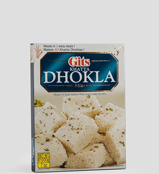Gits, Khatta Dhokla Mix, Spicelands