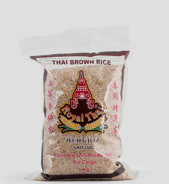 Royal Thai, Brown Rice, Spicelands