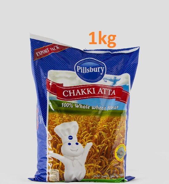 Pillsburry Chakki Atta 1kg