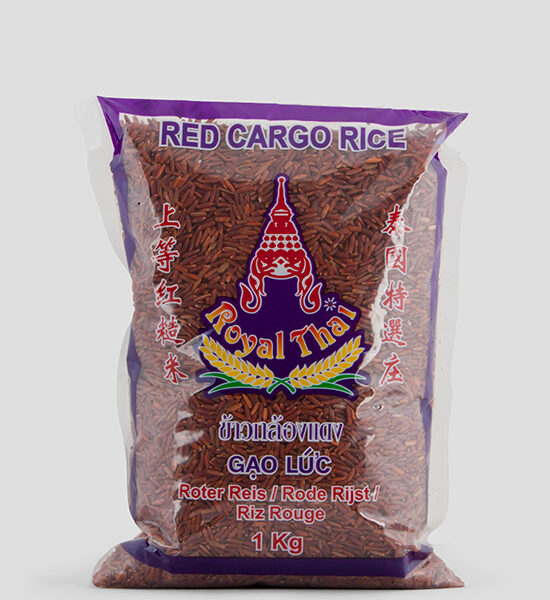 Royal Thai, Roter Rice, Spicelands