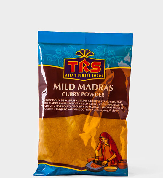 TRS, Mild Curry Powder, Spicelands