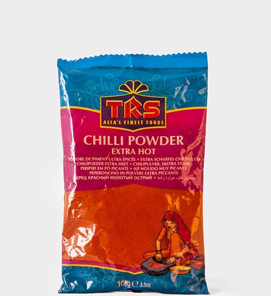 TRS, Chilli, Powder, 100g, Spicelands