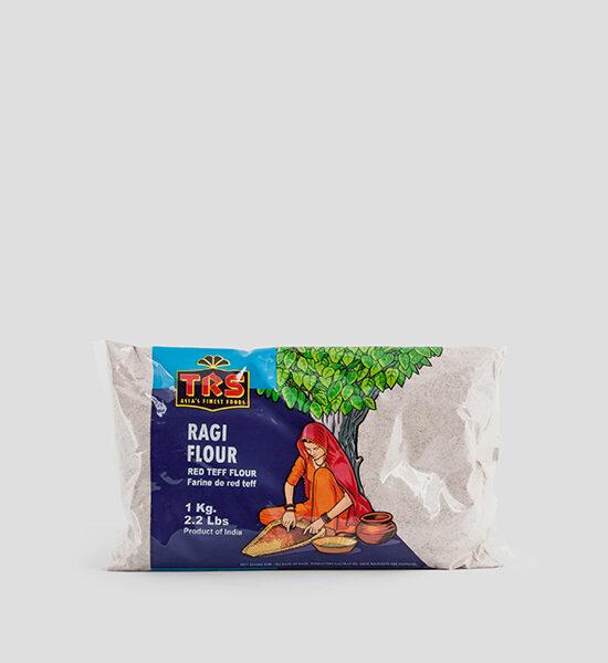TRS, Ragi Flour, 1kg, Spicelands