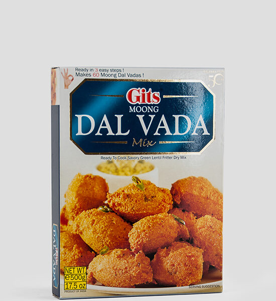 Gits, Dal Vada, Spicelands