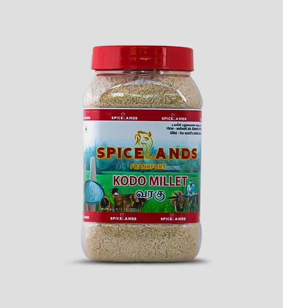 Spicelands Kodo Millet, Varagu, Copyright Spicelands