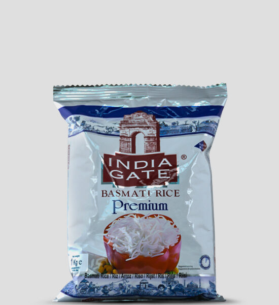 India Gate Basmati Rice 1kg Copyright Spicelands.de