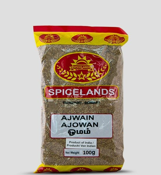 Spicelands Ajwain Seeds 100g