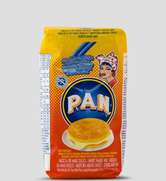 Harina Pan Sweet Corn Mix Copyright Spicelands