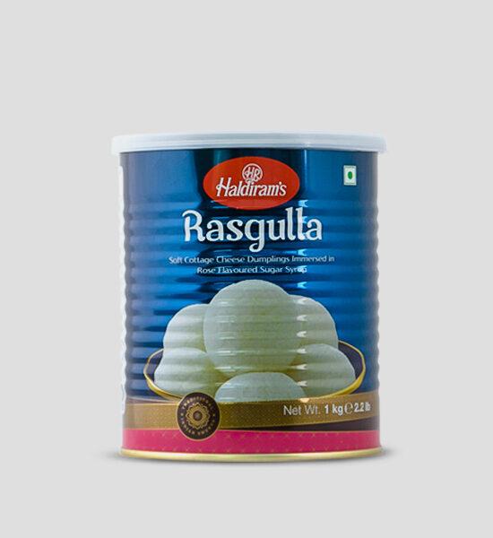 Haldirams, Rasgulla, 1kg, Copyright Spicelands
