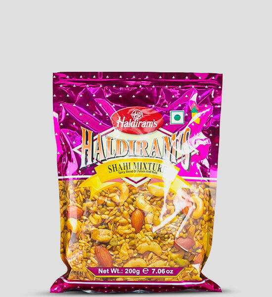 Haldirams Shahi Mixture Copyright Spicelands
