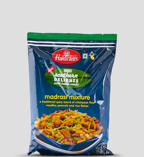 Haldirams Madrasi Mixture 200g Copyright Spicelands