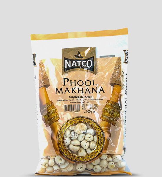 Natco Phool Makhana Copyright Spicelands