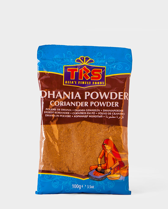 TRS, Coriander Powder, Spicelands