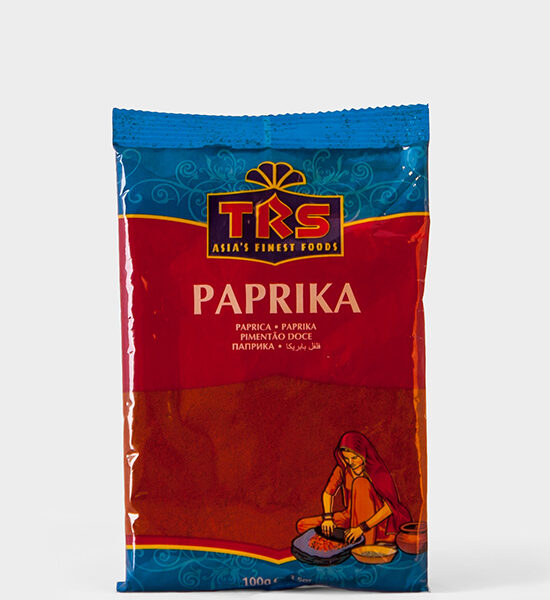 TRS, Paprika Pulver, 100g
