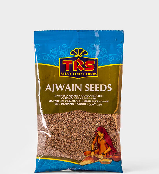 TRS, Ajowansamen, Ajwain Seeds, 100g, Spicelands
