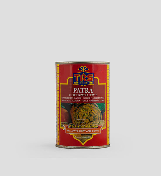 TRS, Patra, Curried Patra Leaves, 400g, Spicelands