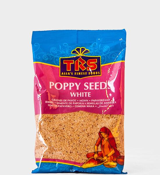 TRS, Poppy Seeds White, 100g