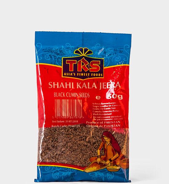 TRS, schwarzer Kümmel, Black Cumin Seeds, 50g,Spicelands
