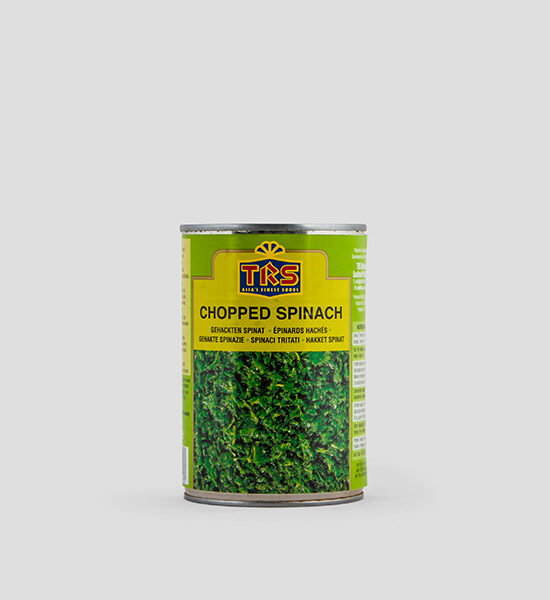 TRS, Chopped Spinach, gehackter Spinat, 395g