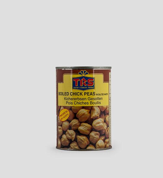 TRS, Boiled Chick Peas, gekochte Kichererbsen, Spicelands