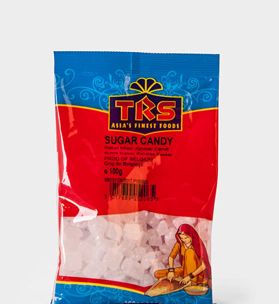 TRS, Kandiszucker, Sugar Candy, 100g, Spicelands