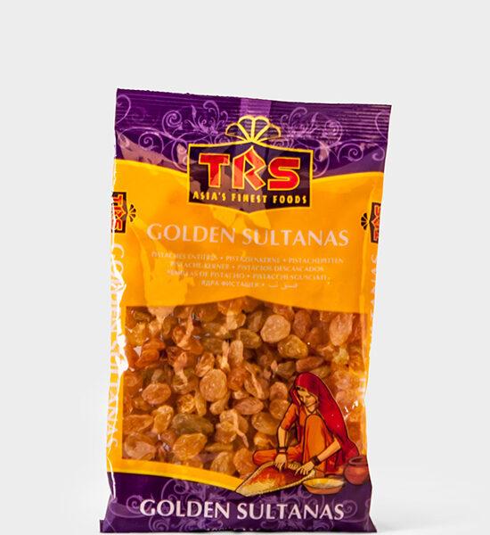 TRS, Golden Sultanas, 100g, Spicelands