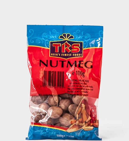 TRS, Nutmegs, 100g, Spicelands