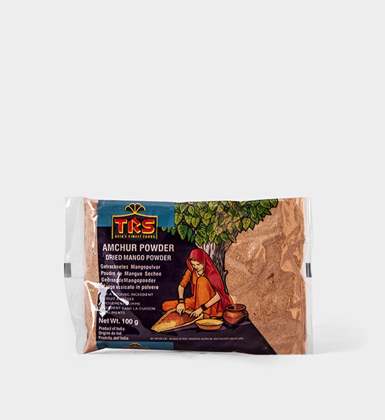 TRS, Mangopulver, Dried Mango Powder, 100g, Spicelands