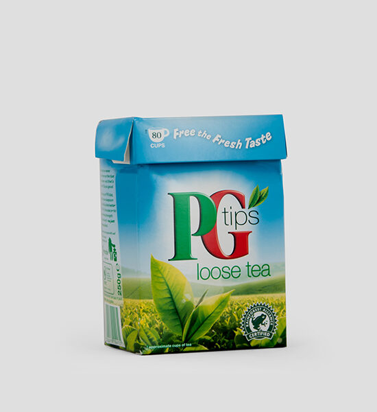 PG Tips, Loose Tea, Spicelands