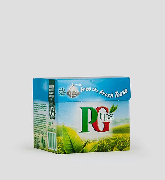 PG Tips, 40 Tea, Spicelands