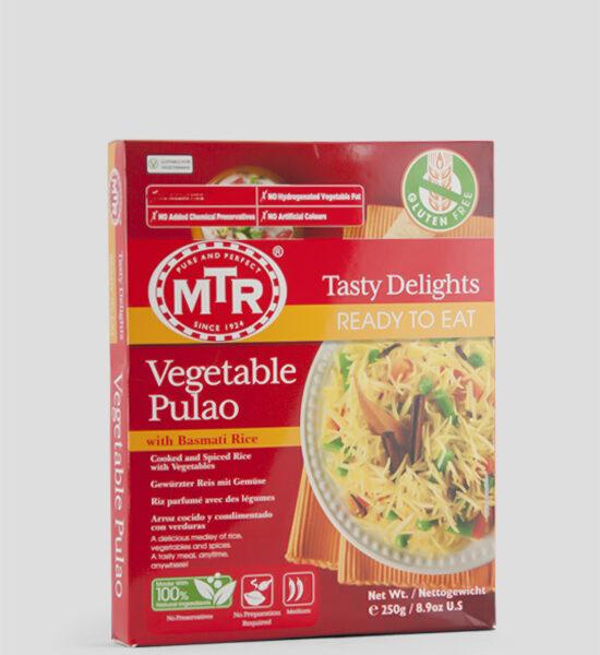 MTR Vegetable Pulao 250g