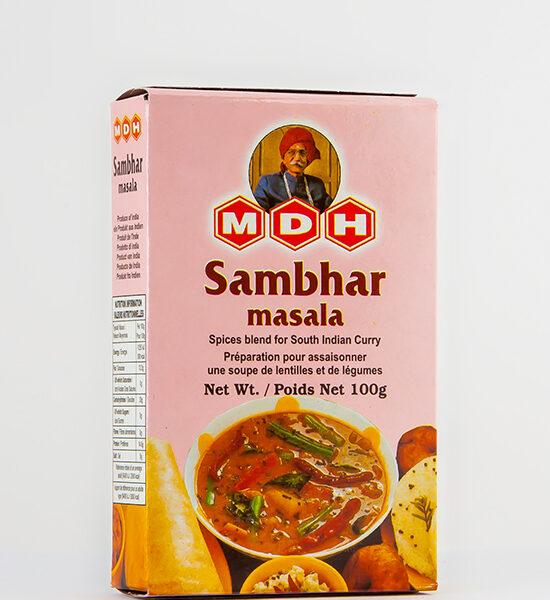 MDH Sambhar Masala, 100g, Spicelands