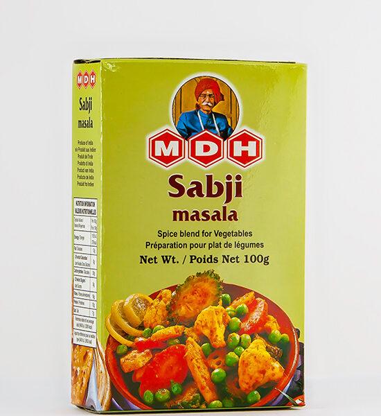 MDH Sabji Masala, 100g, Spicelands