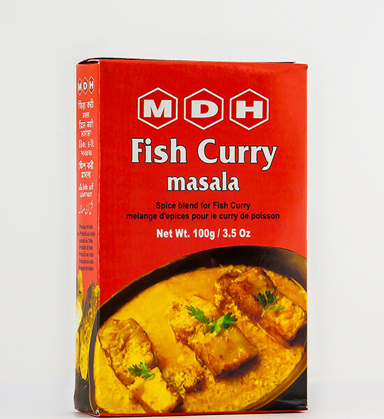 MDH Fish Curry Masala, 100g Spicelands