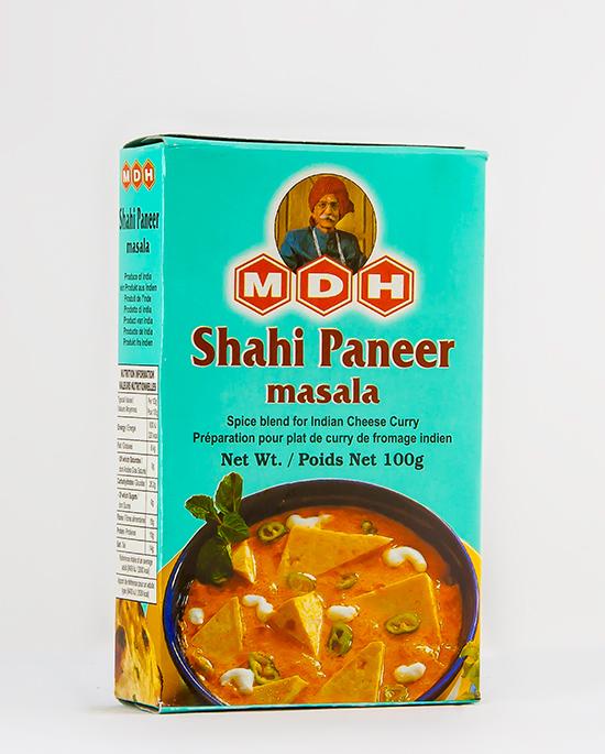 MDH Shahi Paneer Masala, 100g, Spicelands