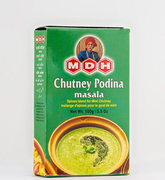 MDH Chuntey Podina, 100g, Spicelands