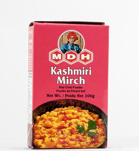 MDH Kashmiri Mirch, 100g, Spicelands